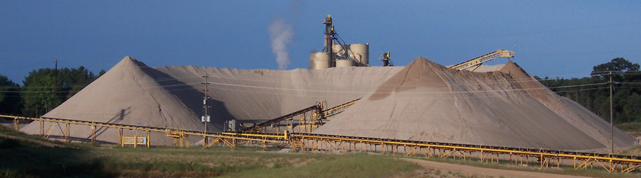 Oil and Natural Gas Frac Sand